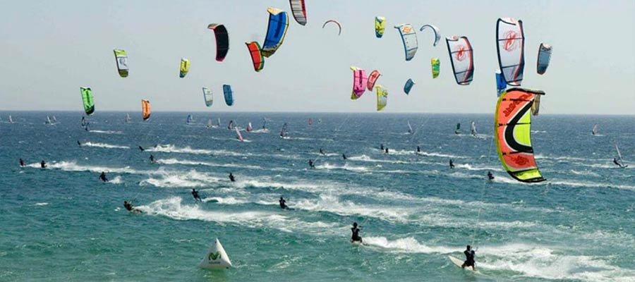 Kitesurfing Rules On Water