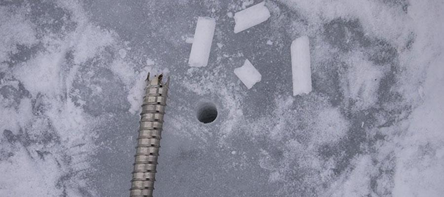 Ice Thickness Keswick