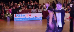 Sponsoring DanceSport Event In Toronto