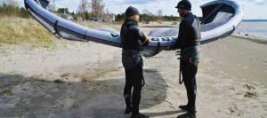 Kitesurfing Season Opens In March