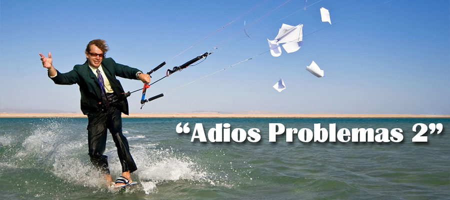 Adios Problemas Part 2 Kiteboarding In All-inclusive