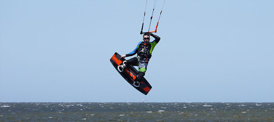 Kiteboarding trip to Cape Hatteras