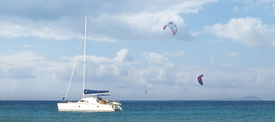St Martin & Anguilla Kiteboarding Cruise