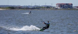 Kiteboarding week in Cape Hatteras