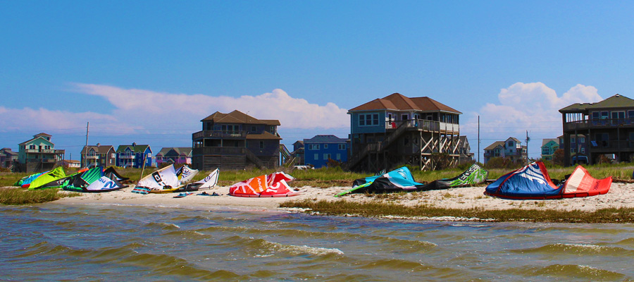 Kiteboarding Trip to OBX
