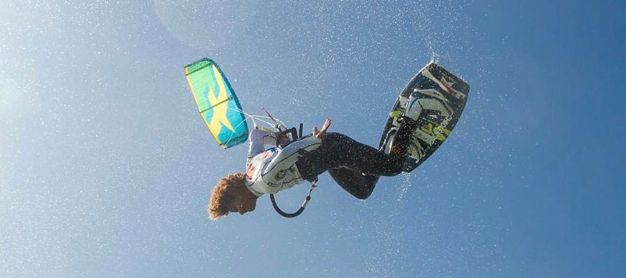 Master Class Kiteboarding With Robinson Hilario