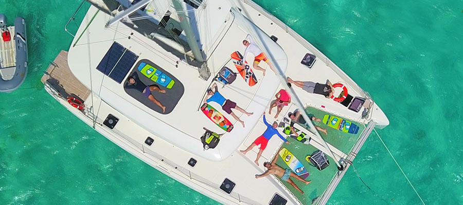 Anguilla & St Martin Catamaran Cruise